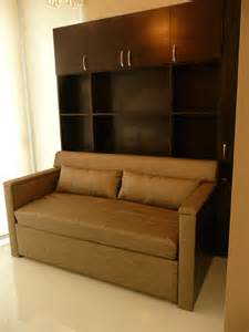 Zoom room murphy bed sofa