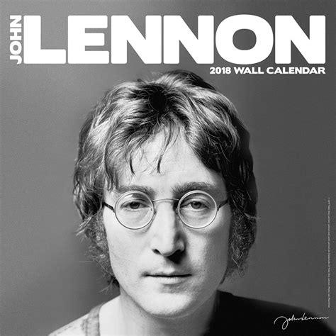 Jhon Lennon lennon kalendarz 2018 sklep eplakaty pl