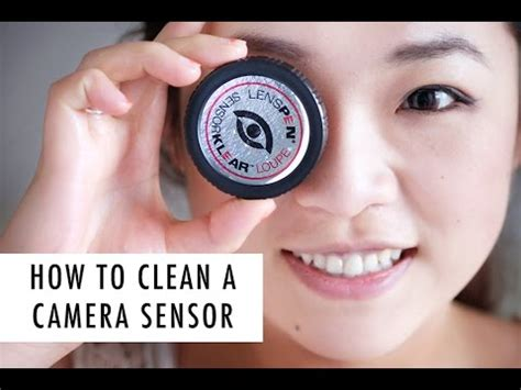 Lens Pen Sensor Clean Digiklear Dk1 how to clean a sensor lens pen sensor klear