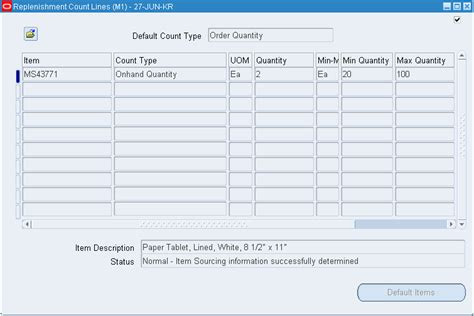 Oracle Inventory User S Guide