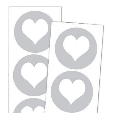 Aufkleber Gold Herz by Aufkleber Herz Silber Versandkostenfrei Ab 50