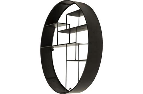 etagere ronde murale etag 232 re murale kare design ronde deferre etag 232 re pas cher