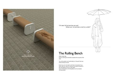 the rolling bench the rolling bench by sung woo park at coroflot com