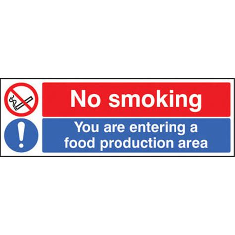 no smoking eating or drinking signs 3012 proshield buy catering and hygeine signs safety warning