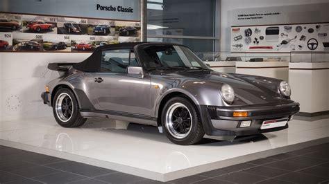 Porsche Classics by 1986 Porsche 911 Supersport Cabriolet Porsche Classic