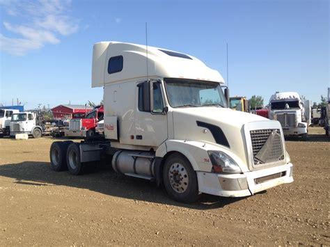 volvo edmonton trucks 2007 volvo vnl670 red ram sales ltd edmonton alberta