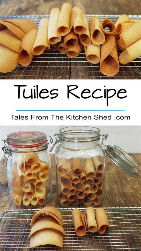 best tuiles recipe tuiles recipe favorite recipes galletas gourmet