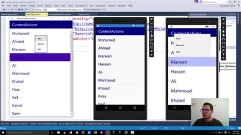 xamarin forms tutorial for beginners part 1 series introduction windows phone 8 1