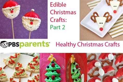 christmas tree ts edible crafts round up part two
