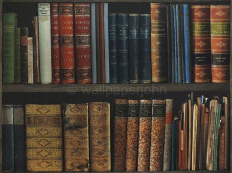 library wallpaper design uk wallpaper john s 3d effect bookcase library books