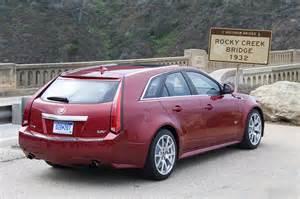 2011 Cadillac Cts V Wagon The Exciting Cadillac 2011 Cts V Wagon Machinespider