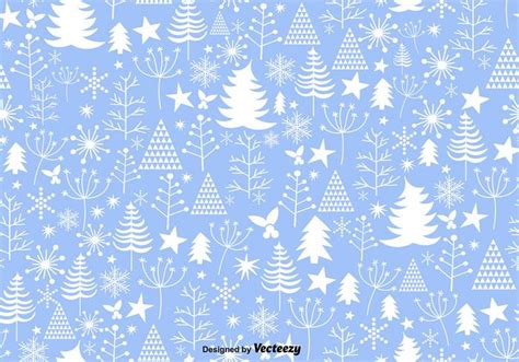 christmas pattern blue blue winter christmas seamless pattern download free