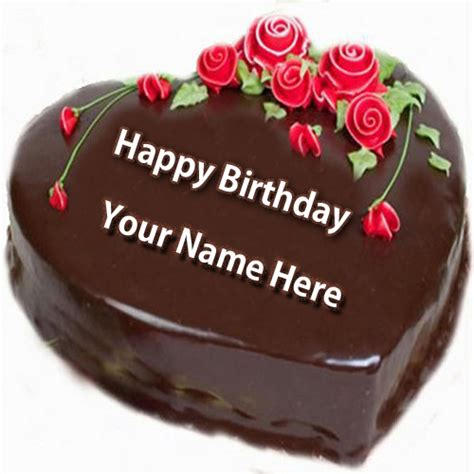Happy Birthday Cards Write Name Write Name On Happy Birthday Cake And Send On Whatsapp