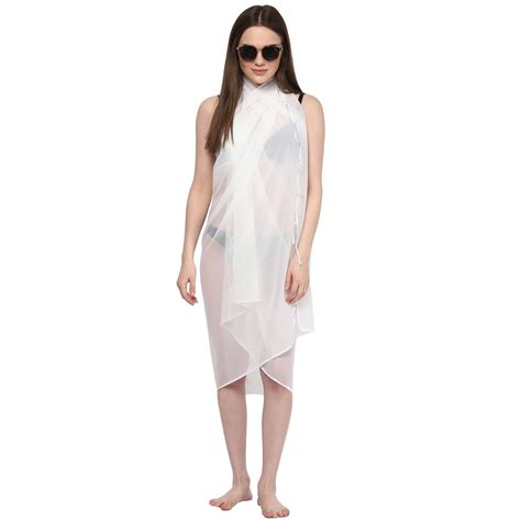 plus size swimsuit cover ups for women sarong women solid plain beach swimsuit wrap plus size