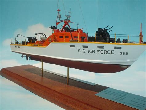 air force boat when the us air force had a navy imodeler