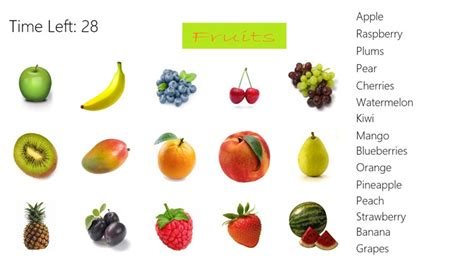 8 fruits name the gallery for gt tropical fruits pictures and names