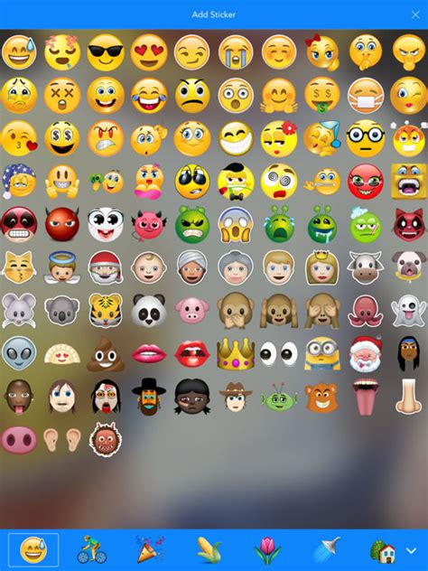 colorful emojis emoji taking colorful photos with emojis ipa