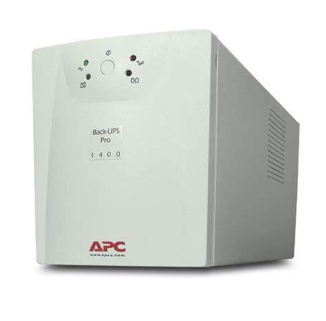 Ups Apc Bx 1400u Ms 1400va refurbished apc back ups pro 1400 bp1400
