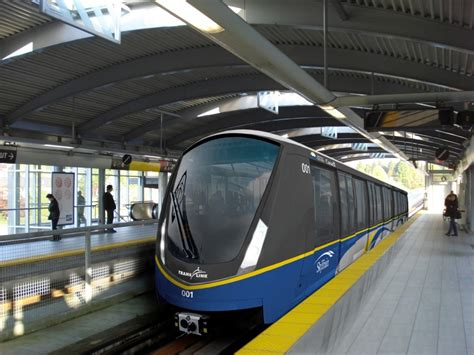 commercial model vancouver translink rolls out refurbished skytrain vehicles