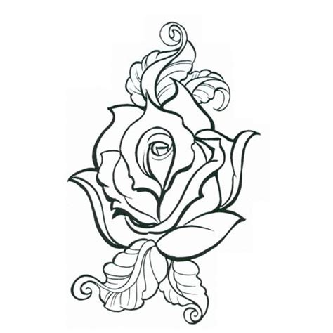 black rose tattoo designs free and design black white designs