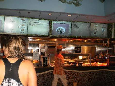 Disney Animal Kingdom Mara Floor Location - one of the cheaper places to eat at the jambo house
