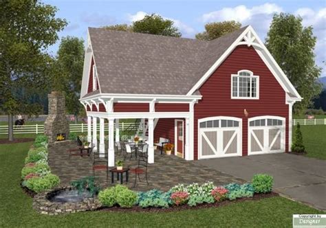 charleston by all american homes two story floorplan the charleston carriage house 8323 1 bedroom and 1 5