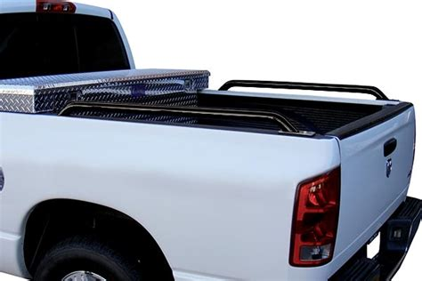 black bed rails go rhino universal truck bed rails 8067ub ebay