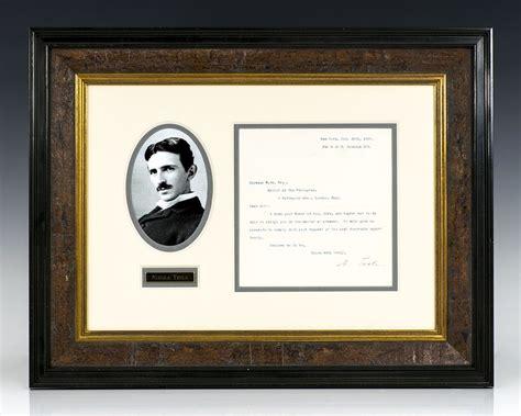Nikola Tesla Arrivals And Antiquarian Edition Books Raptis