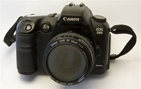 Kamera Canon Dslr D60 file canon d60 brighterorange jpg wikimedia commons