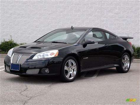 2008 Pontiac G6 Gxp Specs by Black 2008 Pontiac G6 Gxp Coupe Exterior Photo 51281542