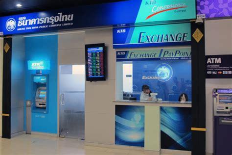 ktb bank thailand krung thai bank exchange chiang mai airport chiang mai