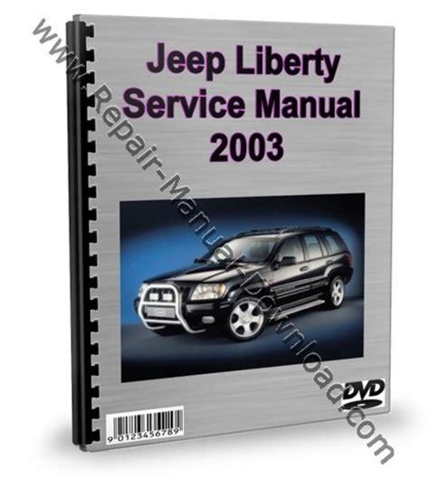 car repair manual download 2009 jeep liberty auto manual 2003 jeep liberty owners manual 2003 jeep liberty service manual factory oem shop manual