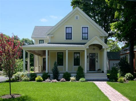 choosing exterior paint colors town country living