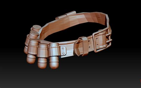 zbrush belt tutorial zbrush tutorial 02 mark tse