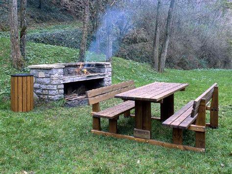 arte e giardino 202 tavolo pic nic perugia per parchi e giardini da