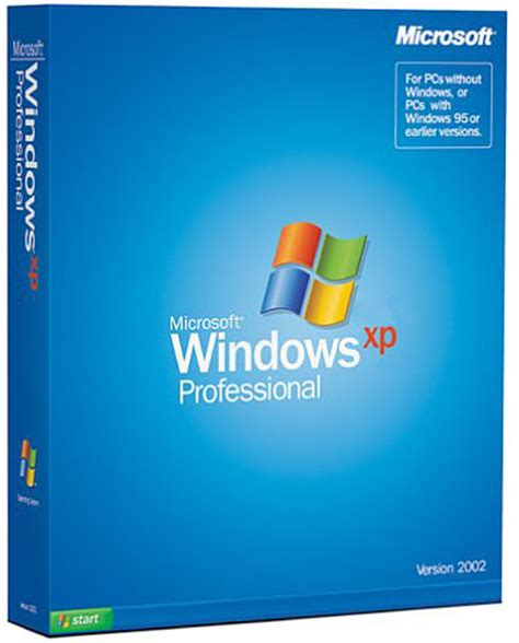 windows xp box windows xp professional edition retail box
