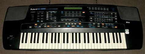 Keyboard Roland E86 e86 info