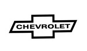 chevy logo vector image 201