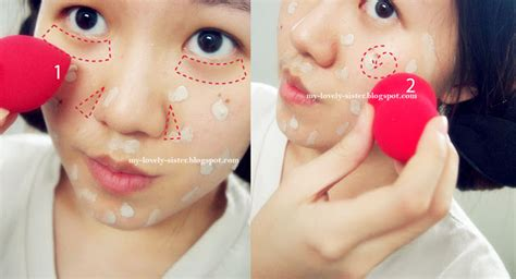 Lanco Sponge Masker Isi 2 my lovely a with agustus 2012