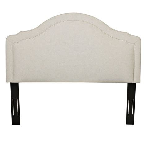 twin padded headboard upholstered beds and headboards rabin twin headboard with