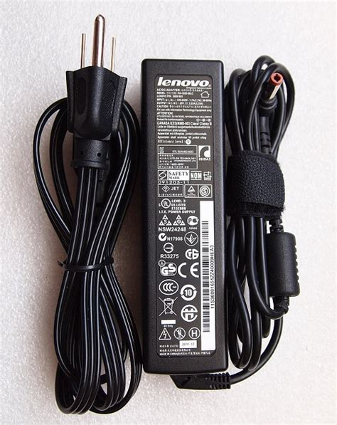 Charger Laptop Lenovo Ideapad Z360 Z370 Z380 20v 325a Original genuine lenovo ideapad 20v cpa a065 1650 original ac