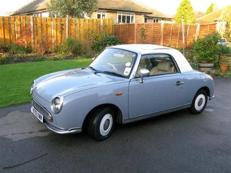 nissan classic cars nissan figaro guide history and timeline from classiccars