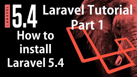 laravel video tutorial in hindi how to install laravel images how to guide and refrence
