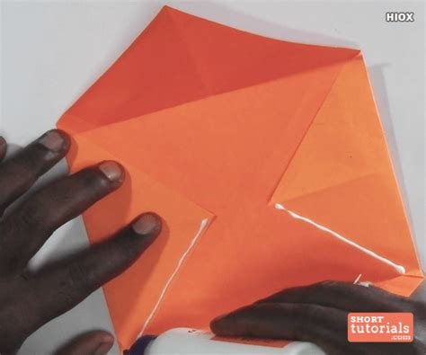 How To Make A Paper Envelope Without Glue - origami envelope without glue comot