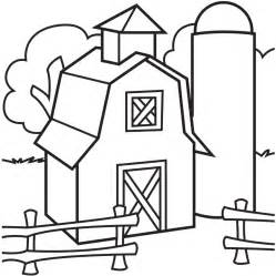 barn coloring sheet children s and coloring book gallery usa illustrations