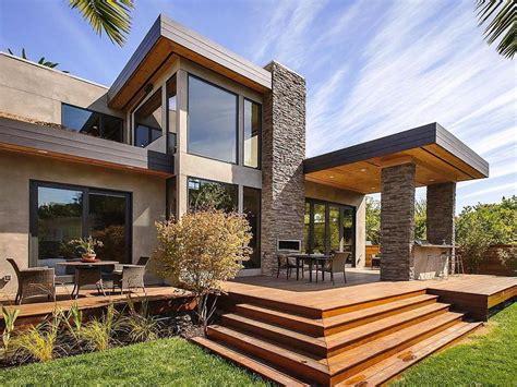modern homes narrow plot schmidt gallery design