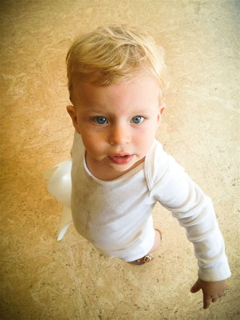 toddler boy with blonde hair styles how to give a toddler a haircut hither and thither