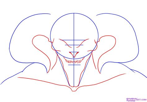 how to draw an anime demon step by step creatures how to draw the devil step by step tattoos pop culture