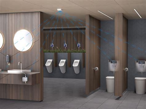 iot toilet   super connected bathroom
