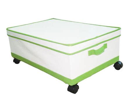 under bed shoe storage with wheels underbed collapsible canvas storage box with wheels id